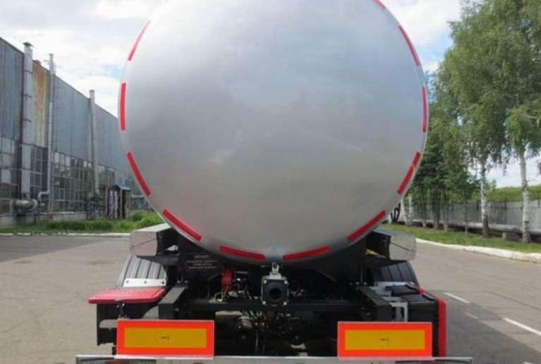 Полуприцеп-цистерна НЕФАЗ 96931 (битумовоз)
